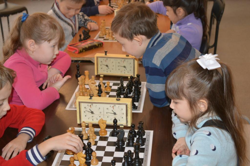 Турнир по шахматам 021