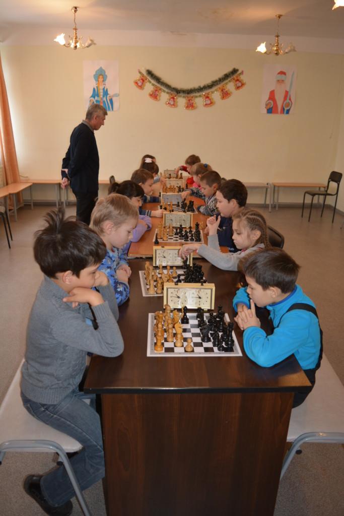 Турнир по шахматам 026